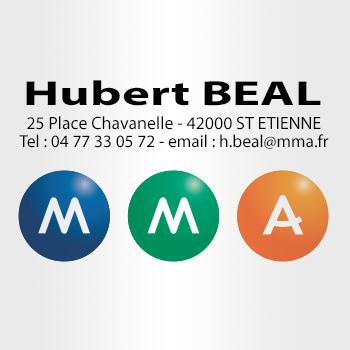 MMA -  Hubert BÉAL
