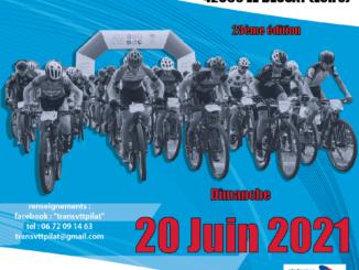 Affiche Championnat XCO AURA 2021