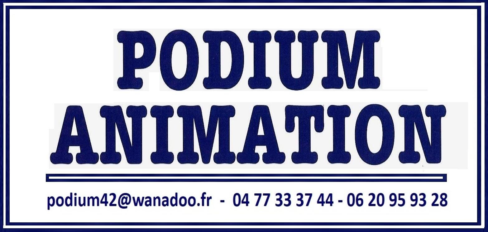 Podium ANIMATION